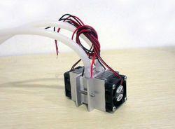 DIY kits Thermoélectrique Peltier Réfrigération Système De Refroidissement + ventilateur + 2x TEC1-12706