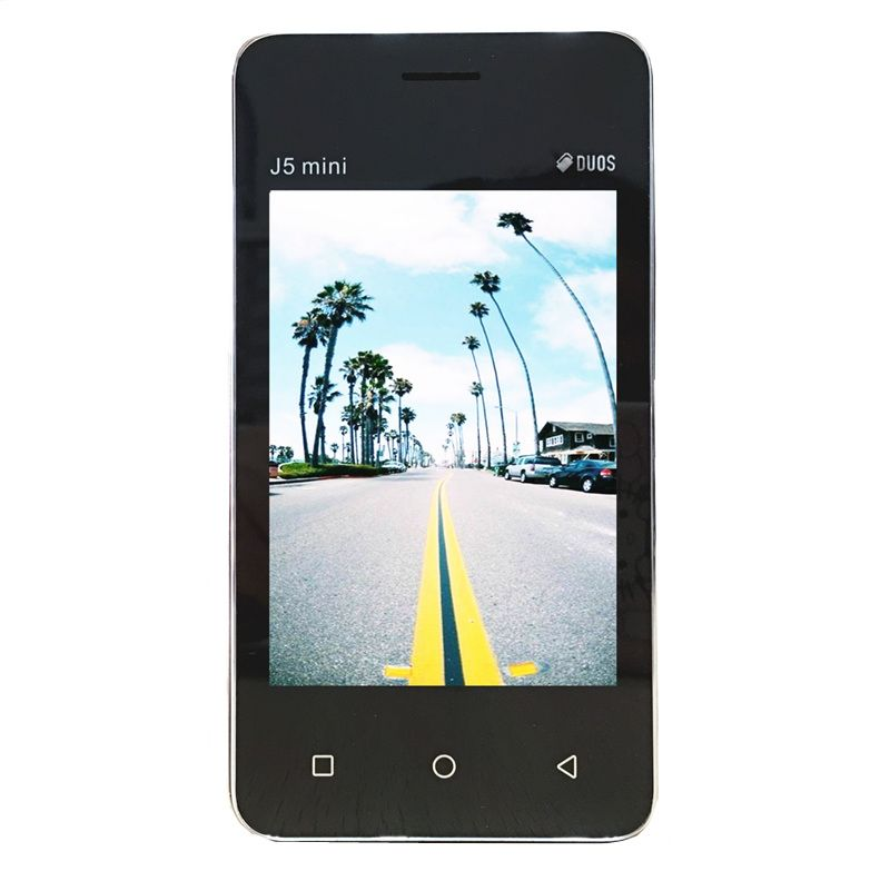 Original Cheap Bar <font><b>China</b></font> gsm Cell Phone 3.5'' Big HD Capacitive Touch Screen Russian Mobile Phone H-mobile