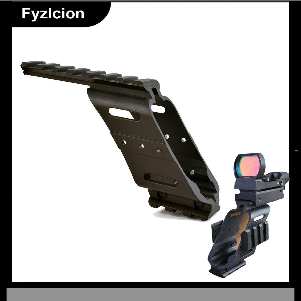 X-universal-tactical Zielfernrohr Laser Licht Halterung Mit Quad 7/8