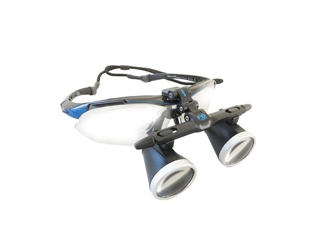 High Quality Ultra-Light 2.5X Medical magnifying glass Surgical loupes Dental Loupes medical loupes head loupes FD-501-G