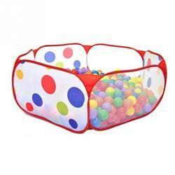 1.2/1.5 M Kolam Anak Bayi Anak-anak Bermain Game Mainan Tenda Bola Laut Pit Kolam Renang