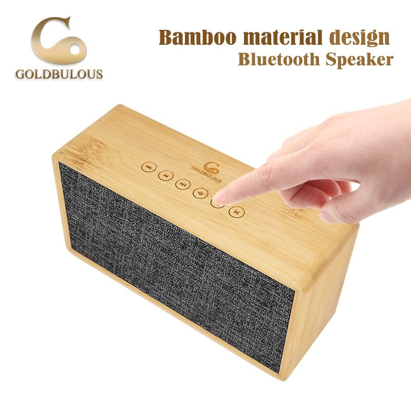 The Most Popular Wholesale Brand New Original Portable Usb Active Stereo Mini Subwoofer Wireless Bluetooth Speaker