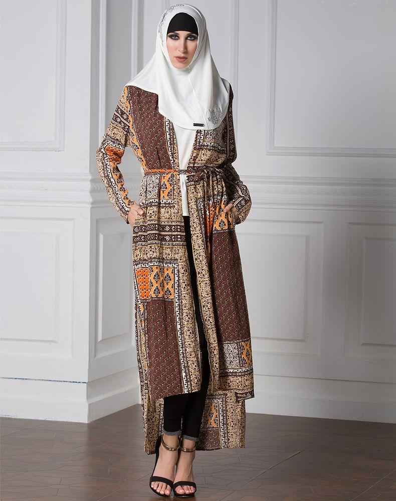 2017 Vestido de Mujer Islámica Oriente medio Vestido de Las Mujeres Más El Tamaño 5XL Cardigan Túnica Abaya Musulmán Vestido De Gasa Caftán Abaya de dubai
