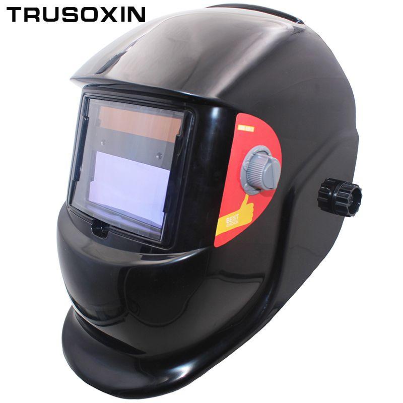 Solar auto darkening electric welding mask/helmet/welder cap/welding lens/eyes mask  for welding machine and plasma cuting tool
