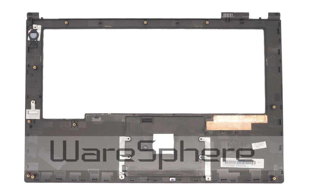 Coque supérieure d'origine avec trou d'empreinte digitale pour Lenovo ThinkPad T440p clavier Palmrest lunette 04X5394 AP0SQ000400 noir