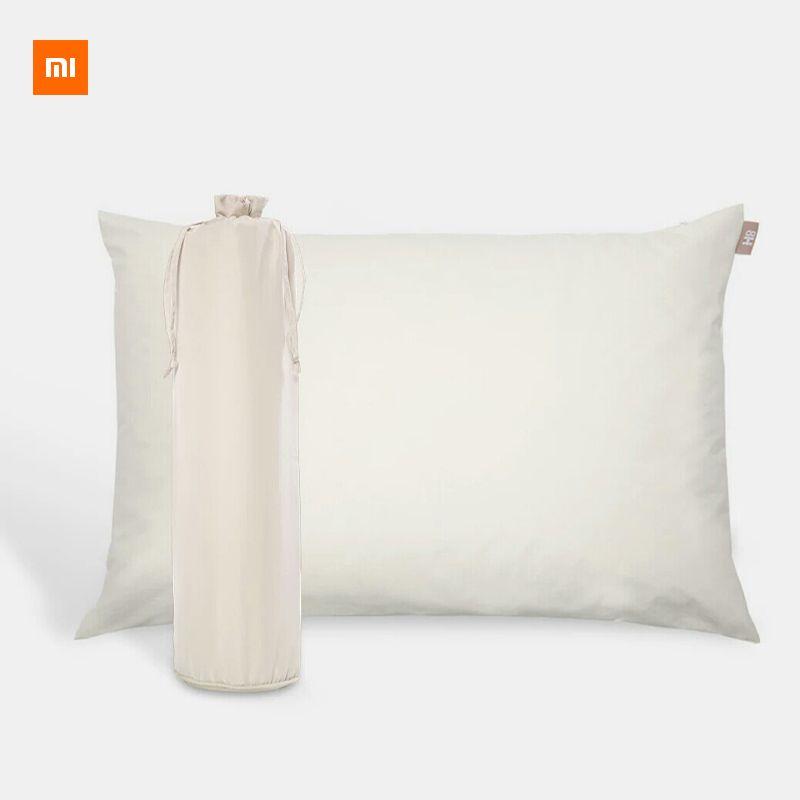 En stock! 2017 nouvel arrivel Original Xiaomi oreiller 8 H latex naturel meilleur environnement sûr matériel oreiller Z1