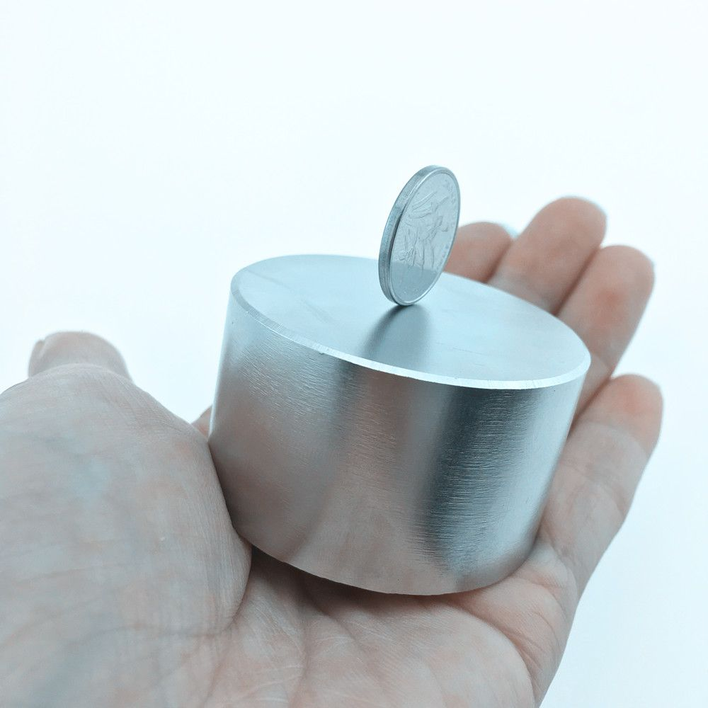 Neodymium magnet 50x30 permanent magnet rare earth super strong powerful round welding search magnet 50*30mm gallium metal N35