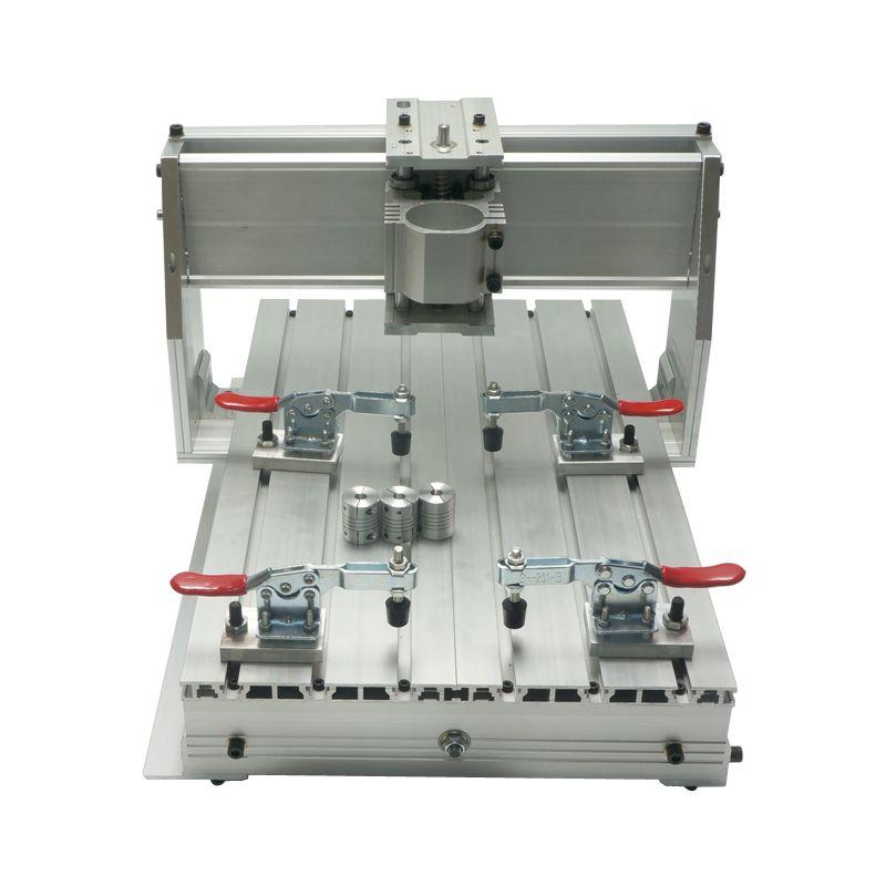 CNC Router 3040 Z-DQ CNC Rahmen Von CNC Gravur Maschine mit ball schraube