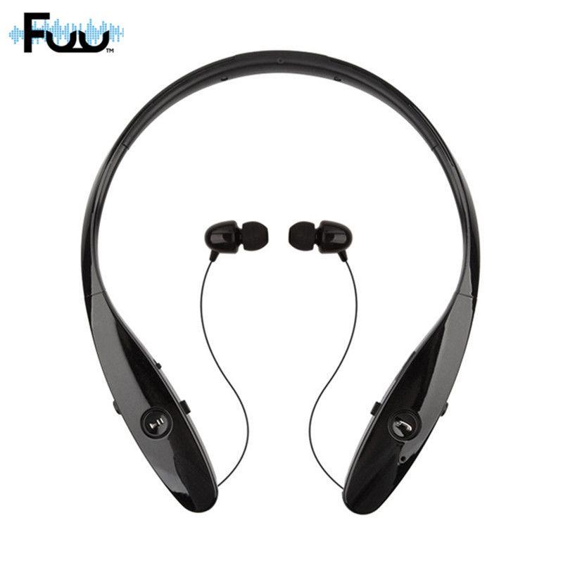 Горячая стерео hbs-900 Bluetooth4.0 Беспроводной наушники, роскошные hbs900 Спорт-вкладыши почки Bluetooth Шейным гарнитуры для смартфонов