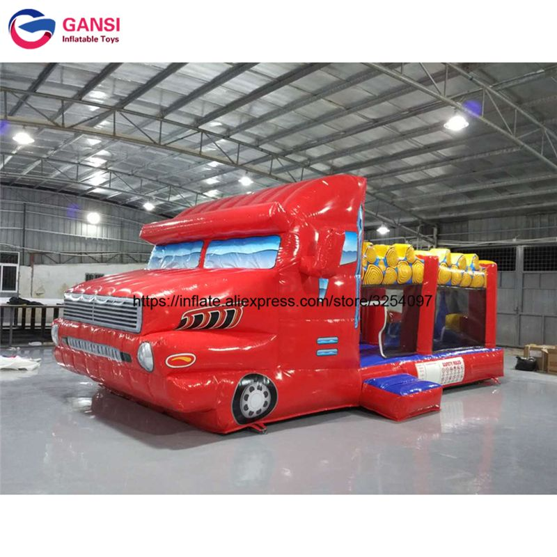 7 mt lange aufblasbare auto modell hüpfburg springen haus angepasst gedruckt auto aufblasbare modell für werbung dekoration für vermietung