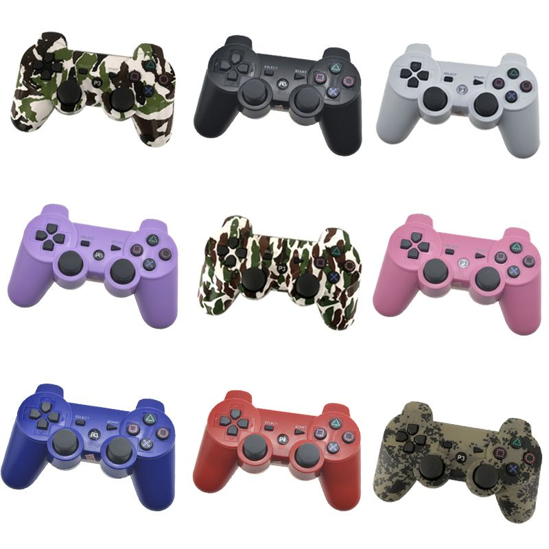 For SONY PS3 Controller Bluetooth Gamepad for Play Station 3 Joystick Wireless Console for Dualshock 3 SIXAXIS Controle For PC