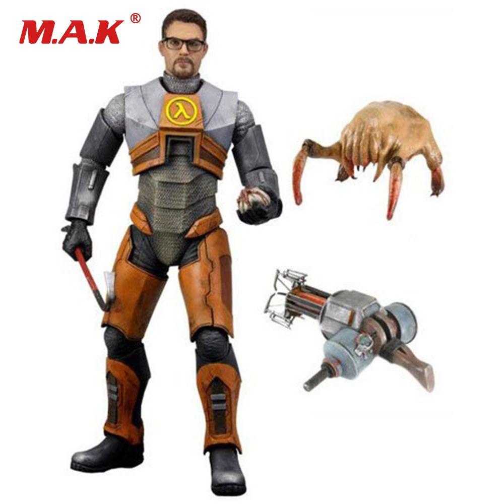 18 см Half-Life 2 Гордон Фримен тяжести фигурку модель Игрушечные лошадки коллекций
