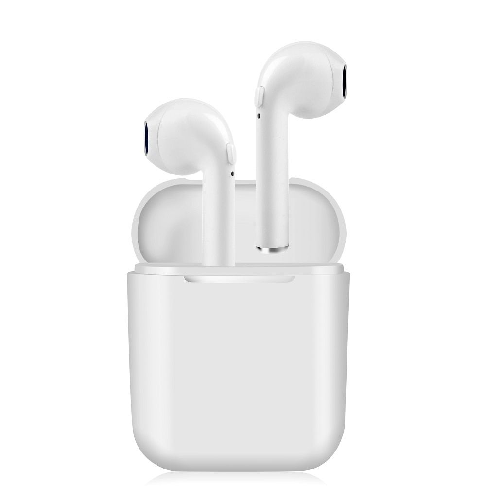 New i8 Mini TWS Bluetooth Earphone wireless headphones Music Earbuds sport Stereo headset air pods For iPhone Android Samsung