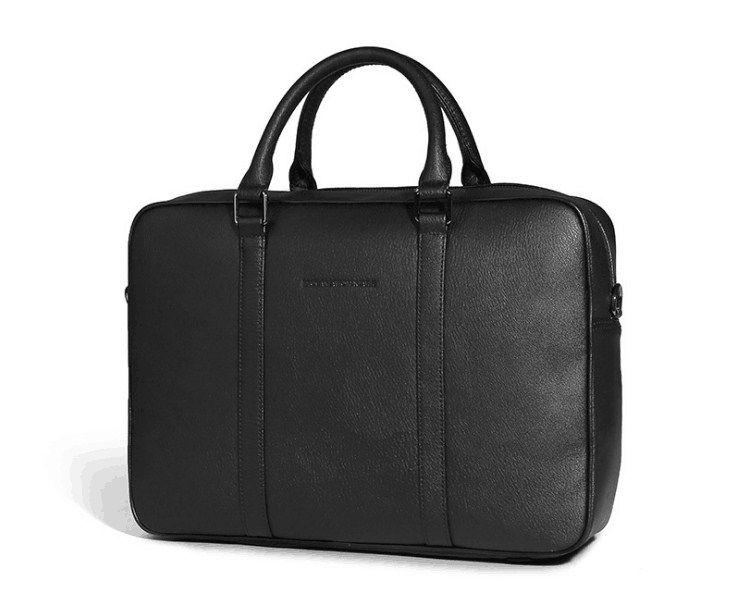 2019 neue kuh haut männer büro business laptop tasche große aktentasche handtasche