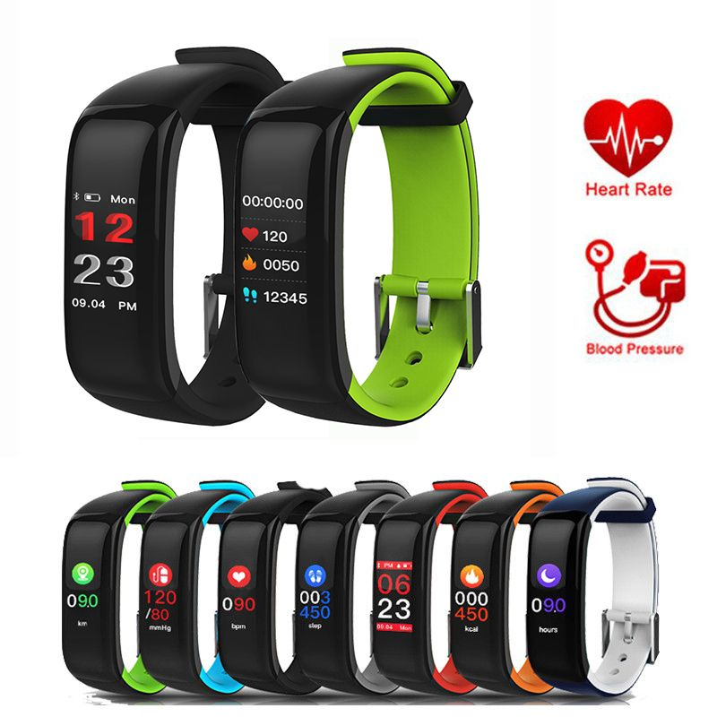 Pulsometer Smart Watches Blood Pressure Smart Band Alarm Clock Smart Wristband Pulsometro Fitness Bracelet Pedometr pk fitbits