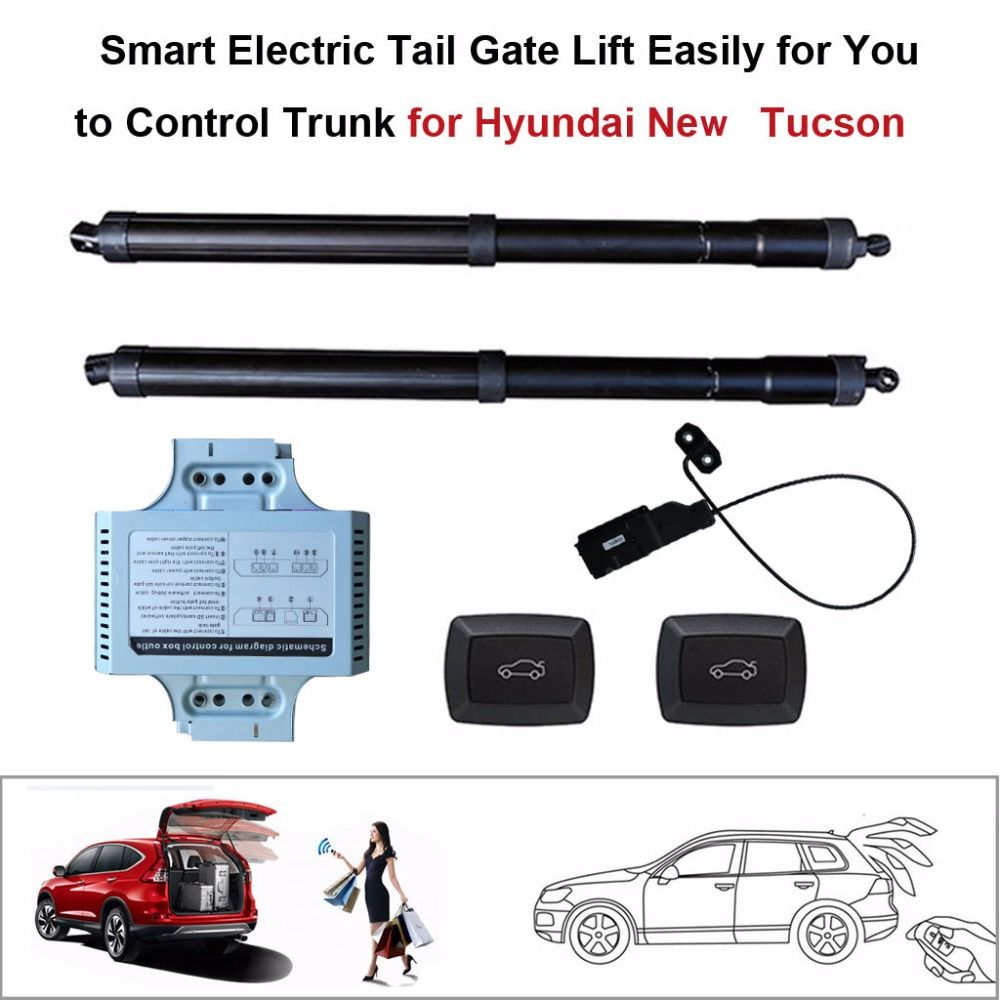 Smart Electric Tail Gate Lift Easily for You to Control Trunk Suit to Hyundai New tucson Remote Control With electric suction