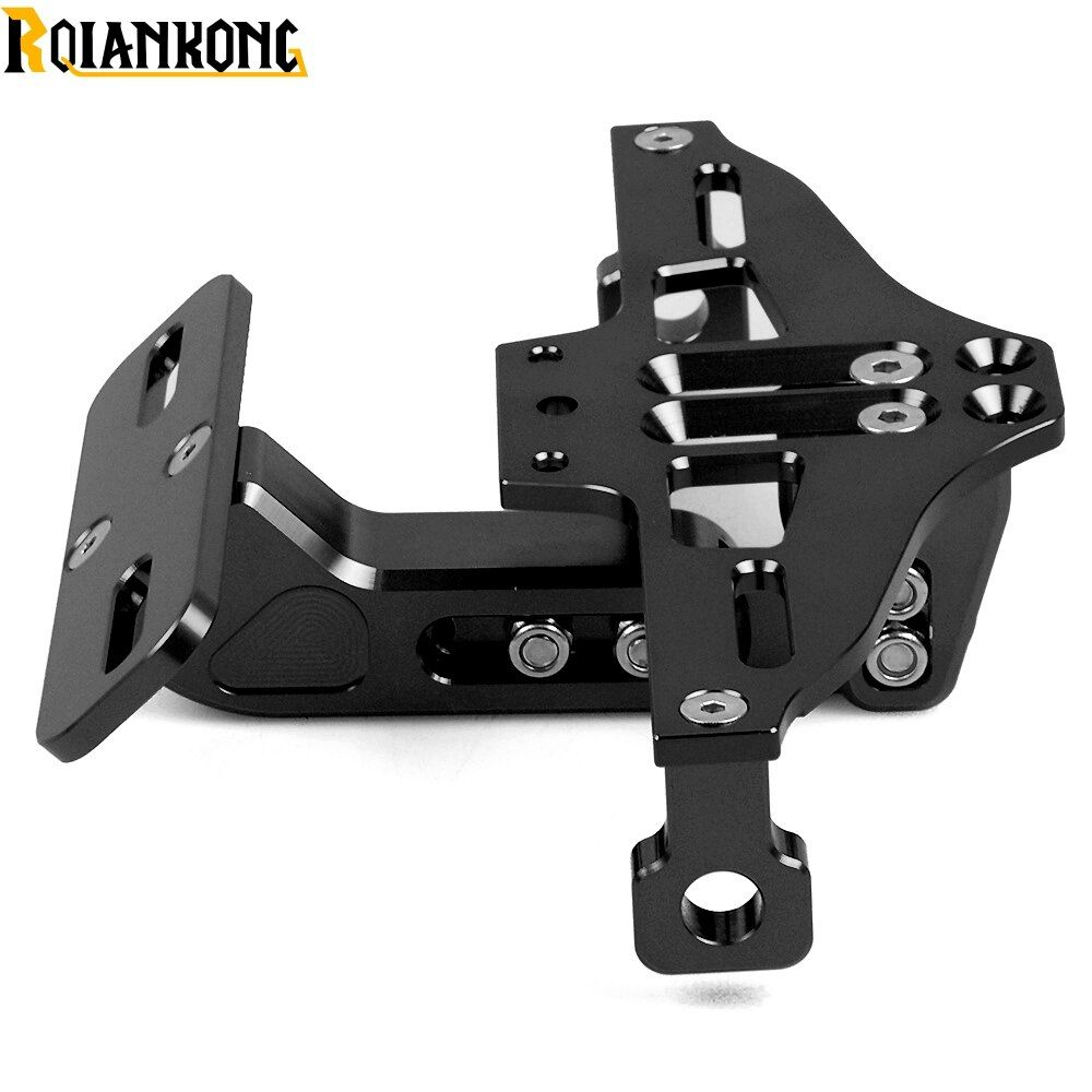 Motorcycle accessories License Plate Bracket Holder For Yamaha XJ6/DIVERSION XJR 1300/Racer XSR 700 900/ABS XJ6 XJR 130