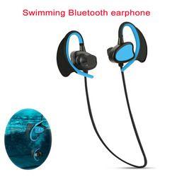 Newest BH802 Diving Waterproof Swimming Earphone IPX8 Underwater Surf Sports Music Swim Mini HIFI Stereo Bass Earphone Headset
