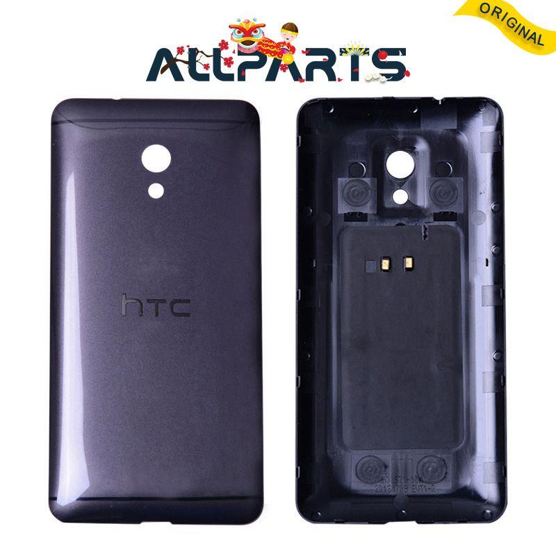 Original Nouveau En Plastique Porte Du Boîtier Arrière Pour HTC Desire 700 Retour Couvercle de La Batterie Cas 700 Assemblée Digitzer