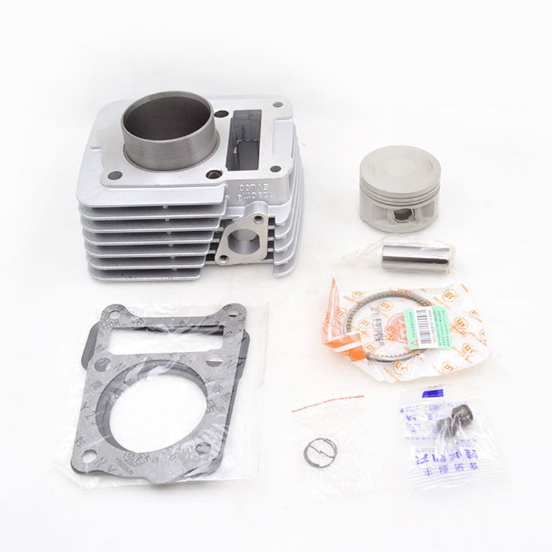 High Quality Motorcycle Cylinder Kit 54mm Bore 5VL For Yamaha YBR125 YBR 125 Engine Spare Parts