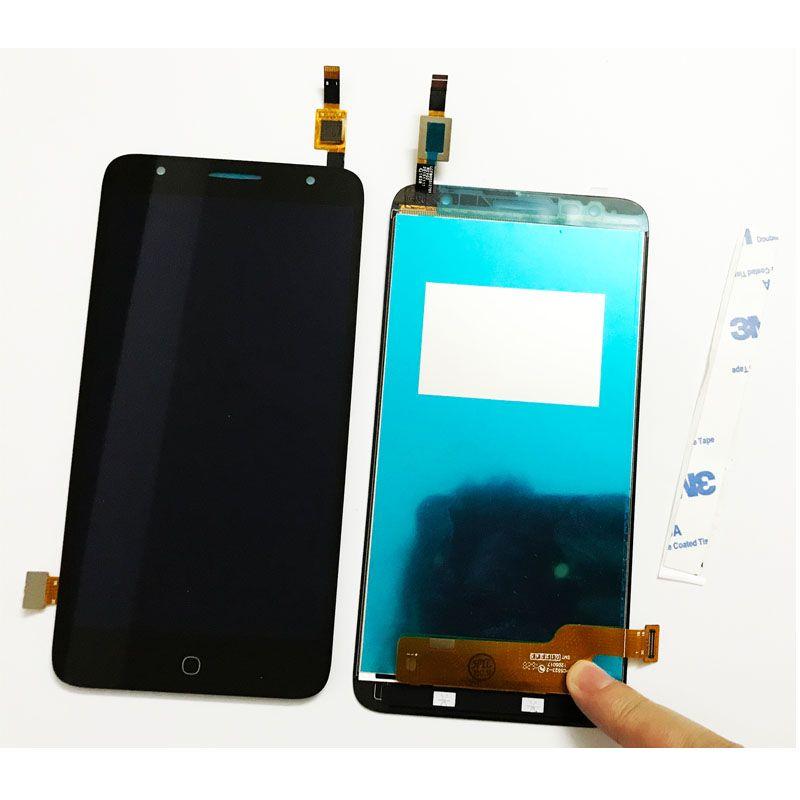 Für Alcatel Pop 4 Plus OT5056 5056 5056A 5056D Lcd-bildschirm 5,5 ''LCD Display Mit Touch Panel (Bildschirmauflösung: 1280x720)