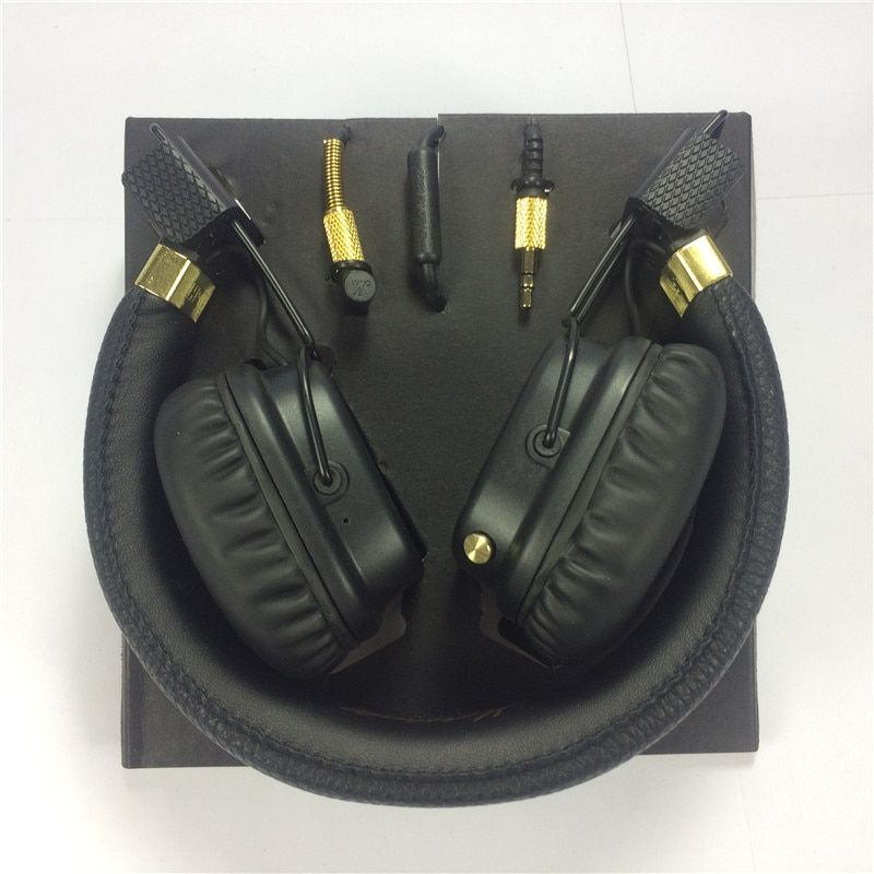 24 Hours shipping Major II Wired Headphones and wireless 2nd major headsets earphones for marshall good quality