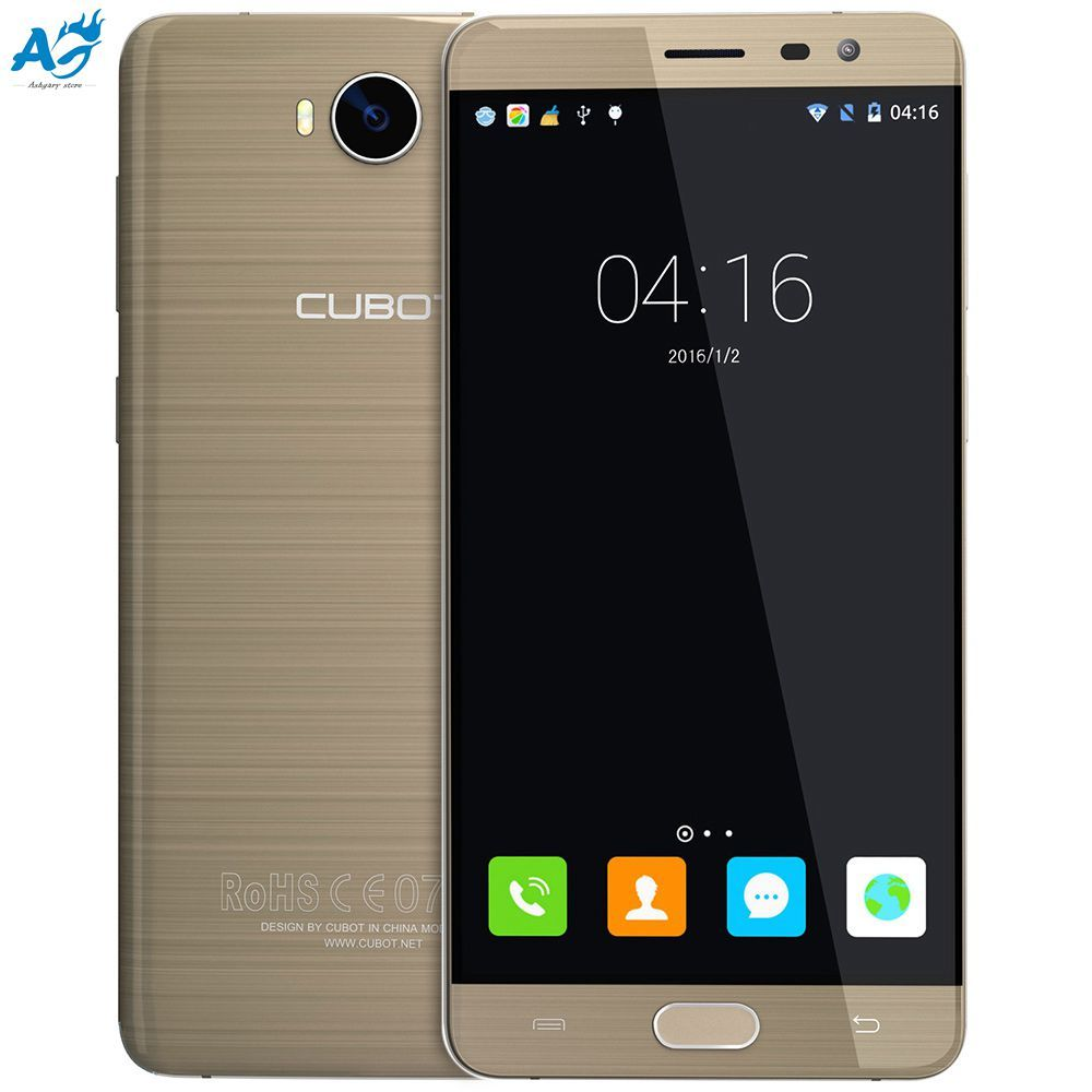 Original Cubot CHEETAH 2 Android 6.0 Smartphone 5.5 Inch MTK6753 Octa Core Mobile Phone 3GB+32GB 13.0MP Fingerprint Cellphone