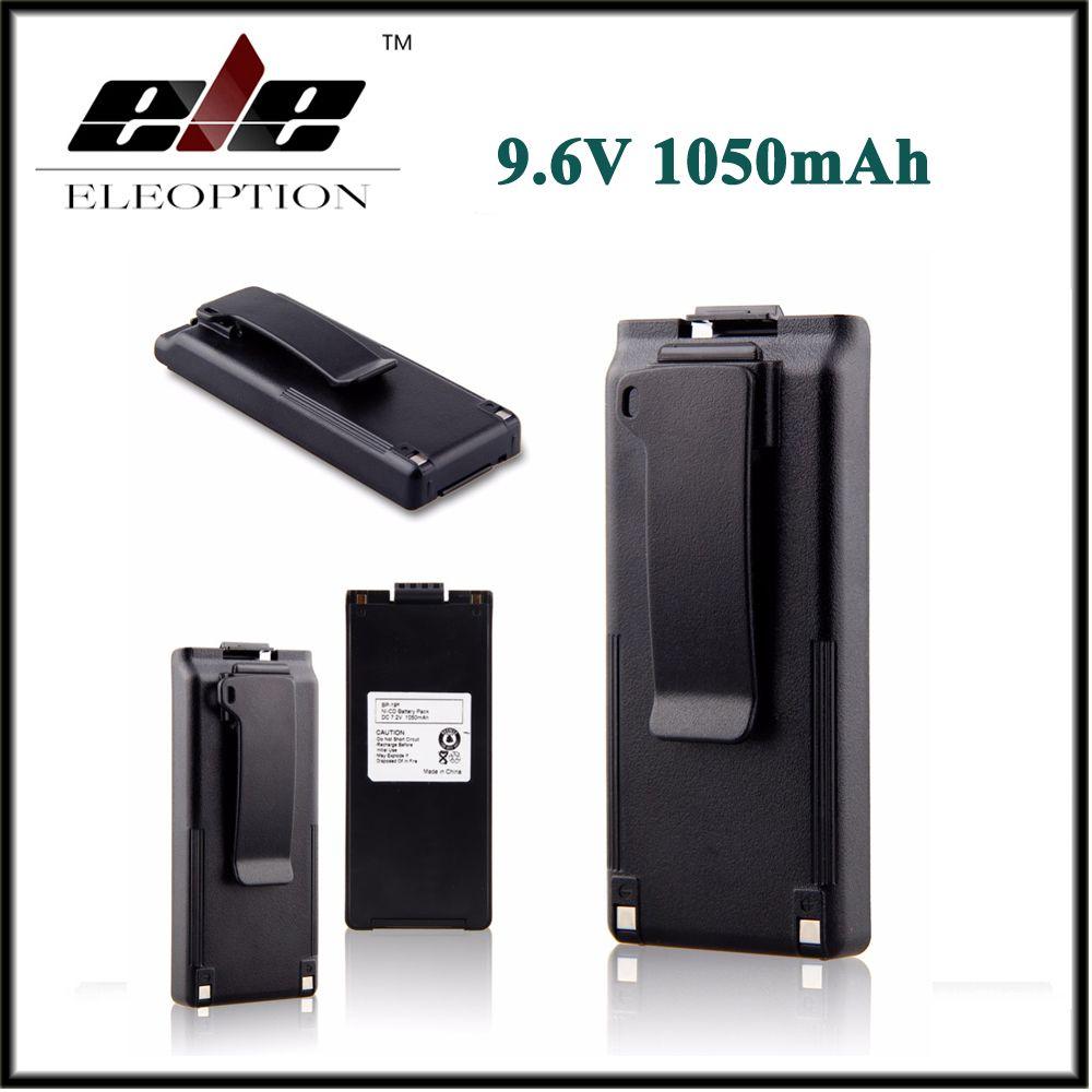 Neue 9,6 V 1050 mAh Ni-CD Sprech Batterie für ICOM BP-195 BP-196 BP-196H BP-196R IC-A4 IC-A4C IC-A4E IC-F3 IC-F3S IC-F4 IC-40S