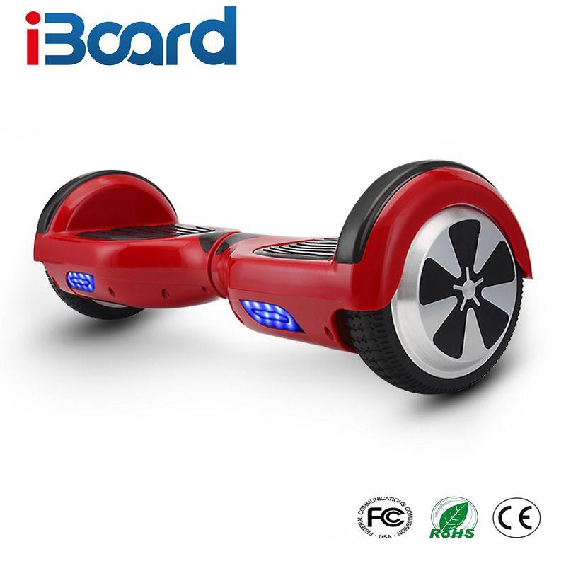 9 farben 6,5 zoll Hoverboard Zwei Rädern Selbst Balance Roller Hover Board Mit Tragen Tasche UL Zertifiziert