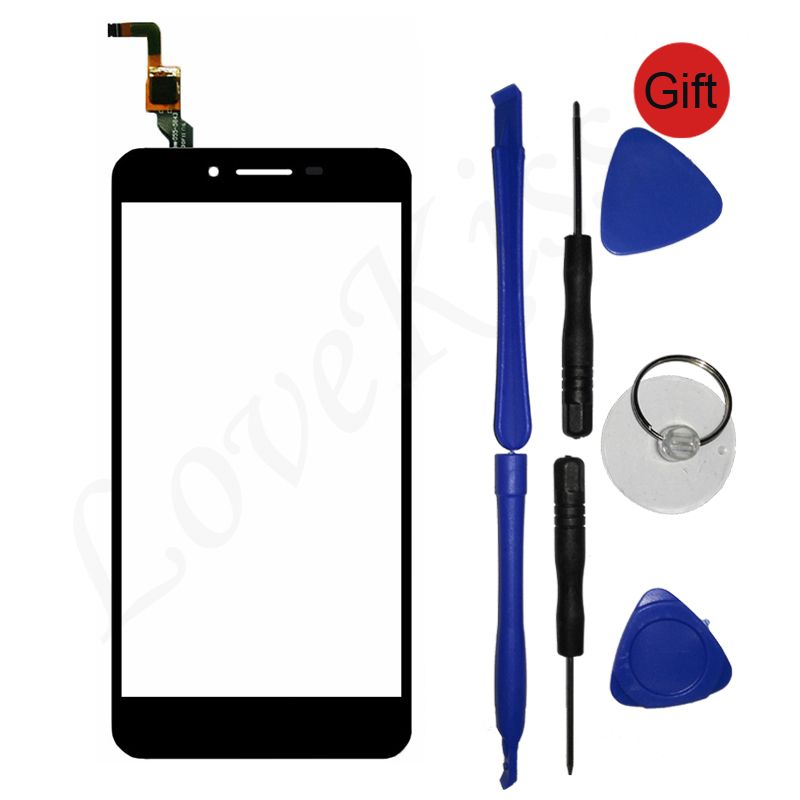 K5Plus Touchscreen Front Panel For Lenovo K5 Plus A6020 A6020a40 Touch Screen Sensor LCD Display Digitizer Glass TP Replacement