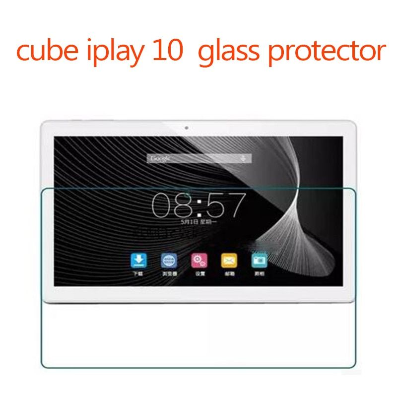 In Stock Tempered Glass Films Screen Protector for cube iplay 10 10.6inch Tempered Glass Film