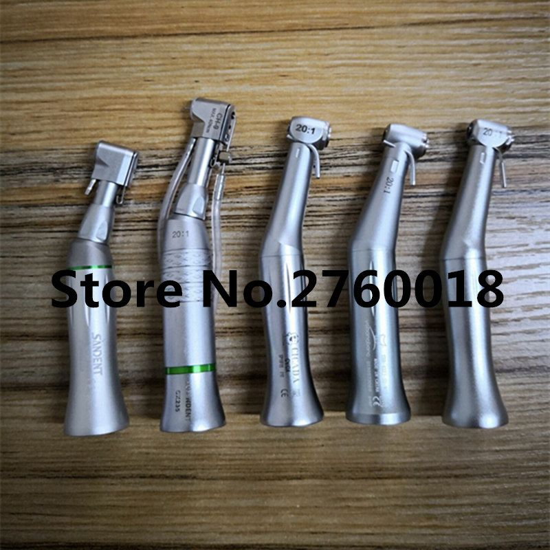 Free shipping 2018 LED Hand standard dental cartridge for KAVO dental 20:1reduction implant turbine dental handpiece spare parts