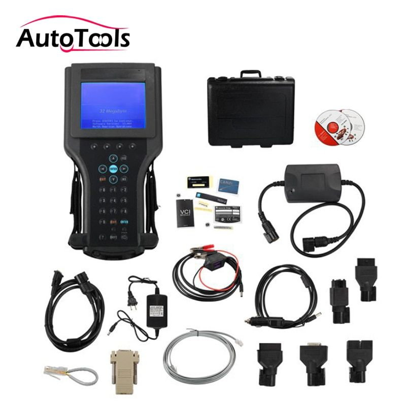 Professional Auto car Diagnostic tool for G-M car code read scanner tool Tech 2 for SAAB/OPEL/SUZU with black box