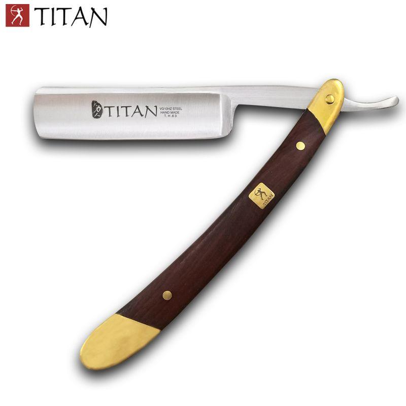 Livraison gratuite rasoir homme rasoir droit Titan
