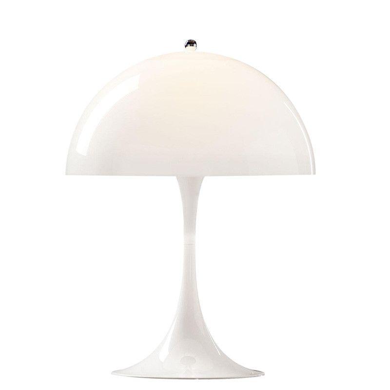 Mushroom Led Table Lamp Lights by P.l. Modern Lampshade Living Room Bedroom Home Decor Fixture TLL-25 Desk Lamps Night Light