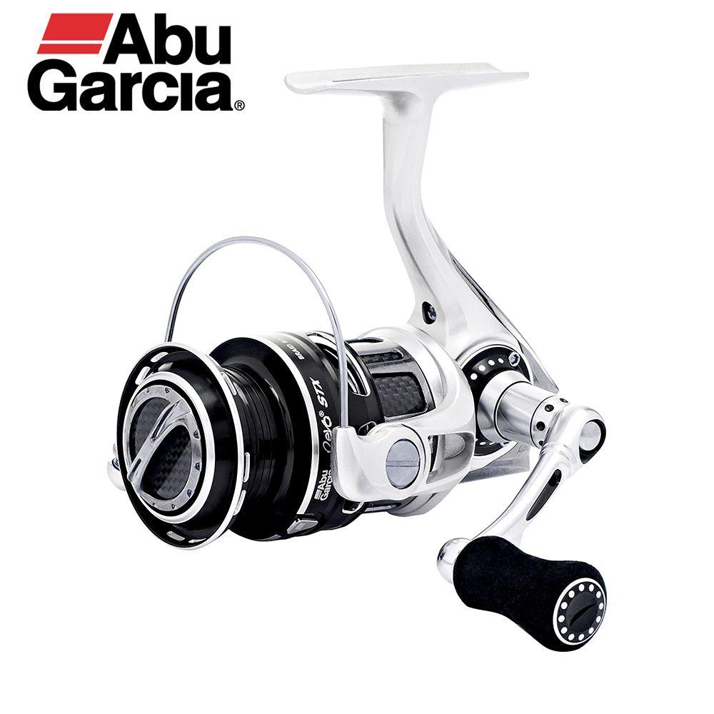 Abu Garcia Revo STX 10/20/30/40 Smoothness Durability Corrosion Protection Amgearing System Carbon matrix Drag System Spin Reel