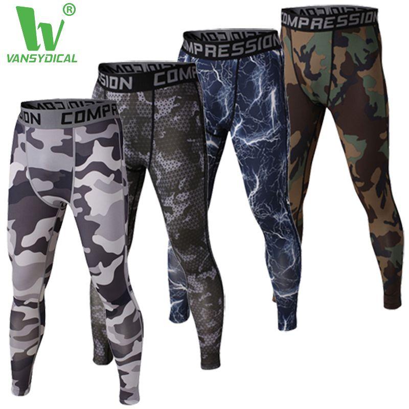 Pantalons de compression pour hommes survêtement de musculation exercice de fitness leggings skinny collants de comperssion pantalons pantalons vêtements