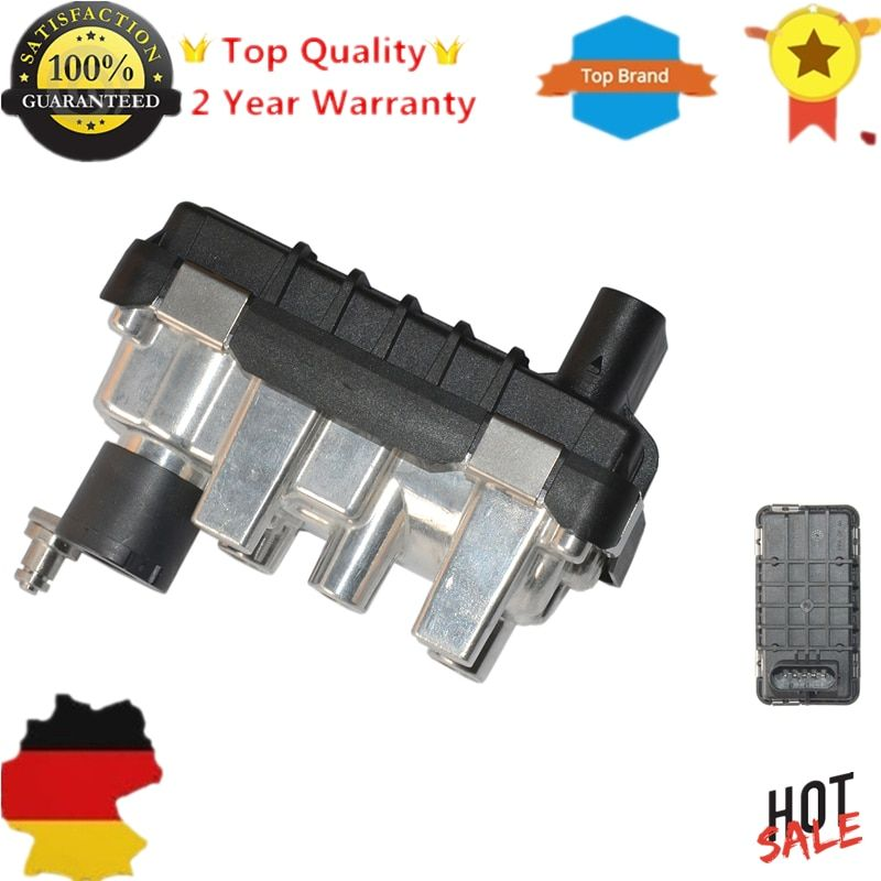 For Mercedes/BMW/VW Touareg/Dodge Nitro/Jeep 764381-5002S GT2056V Turbo Electric Actuator 730314 G-88 G-22,6NW009228