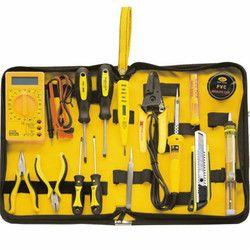 15 pcs Rumah jaringan telekomunikasi Elektronik Perbaikan alat Kit elektronik Multimeter + solder besi + tang