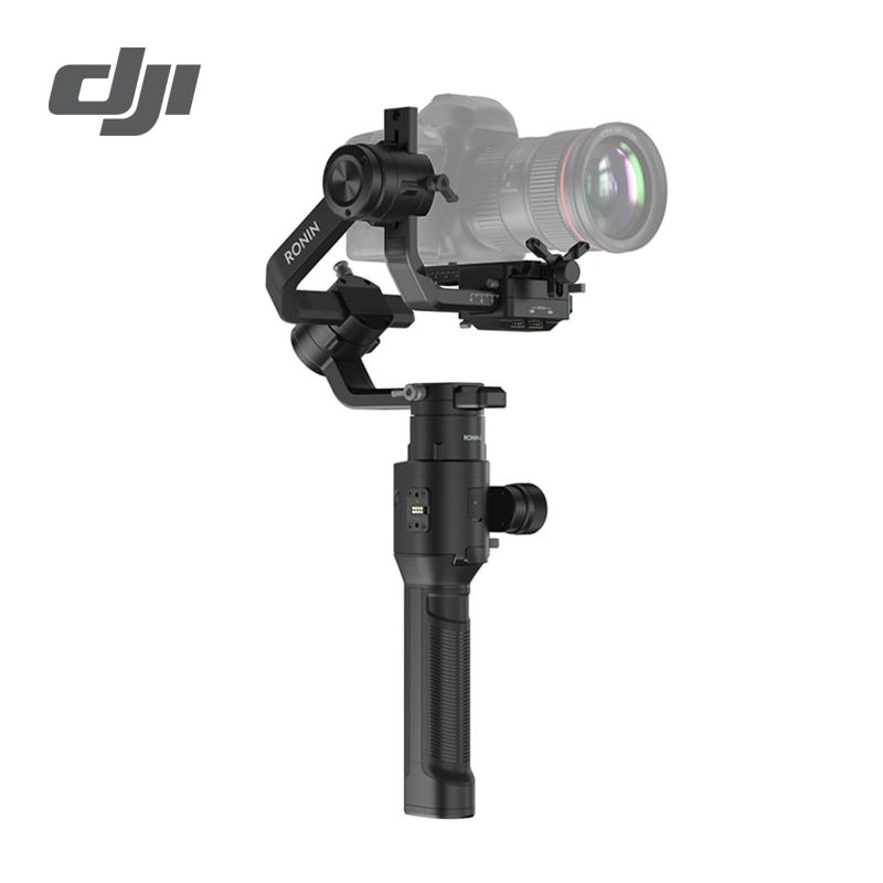 DJI Ronin S Max Operating Speed 75kph Tested Payload Capacity 3.6kg Max Battery Life 12hrs Superior 3Axis Stabilization in Stock