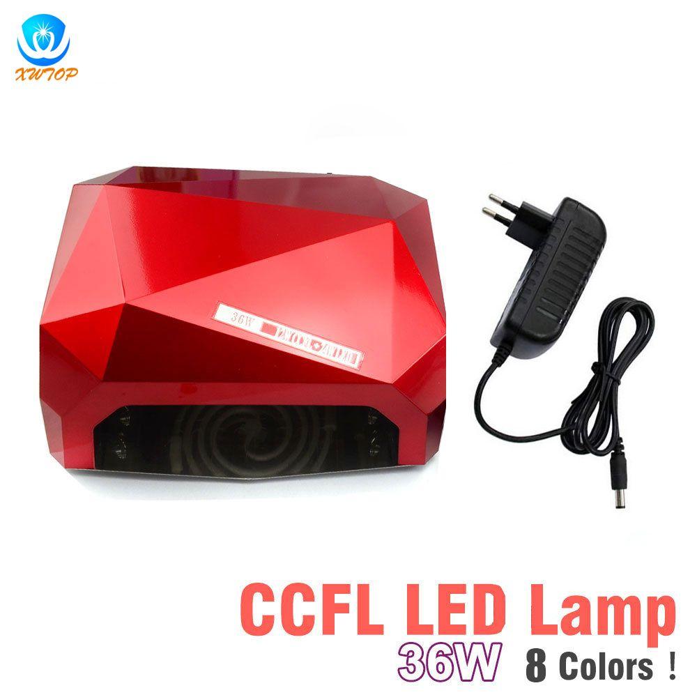 Automaatic Sensor 36 Watt CCFL Led Nagel UV Lampe können Trockner alle gelpoliermittel Maschine Nagelkunstwerkzeuge