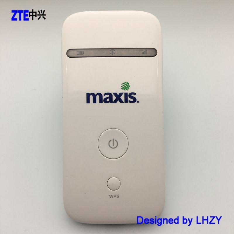 Original Unlocked New ZTE MF65/M HSPA+ 21.6Mbps 3G Wireless Router 3G UMTS Mobile Pocket WIFI Broadband 3G SIM Card Mifi R