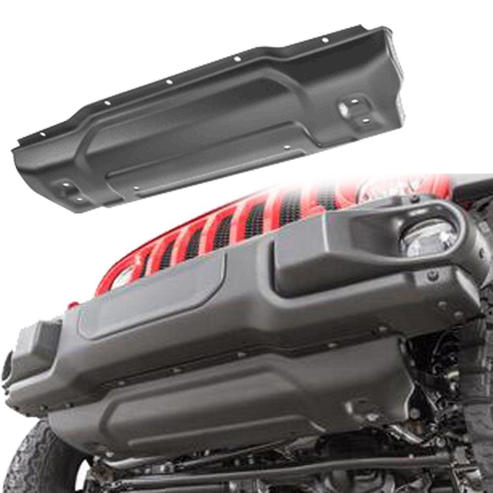 Neueste vordere Schutz bar für Wrangler JL der ursprüngliche stil 2018 + Verwendet mit 2018 frontschürze für auto produkt zubehör