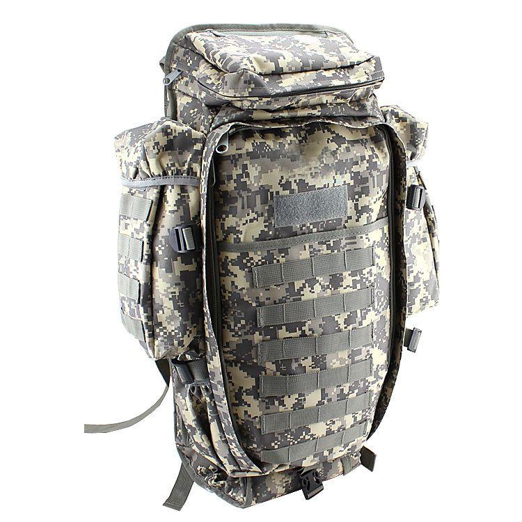 Hommes Femmes Militaire Tactique Randonnée Fusil Sac Randonnée Unisexe Voyage Camping Sport En Plein Air Sac À Dos Sacs À Dos Escalade Sacs