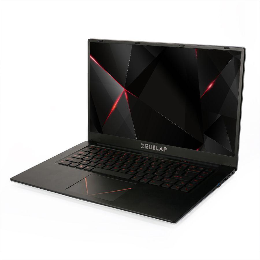 ZEUSLAP 15.6inch 1920*108P IPS 10000mAh battery 6gb ram 64gb 128gb 256gb 512gb ssd win 10 cheap Netbook Laptop Notebook Computer