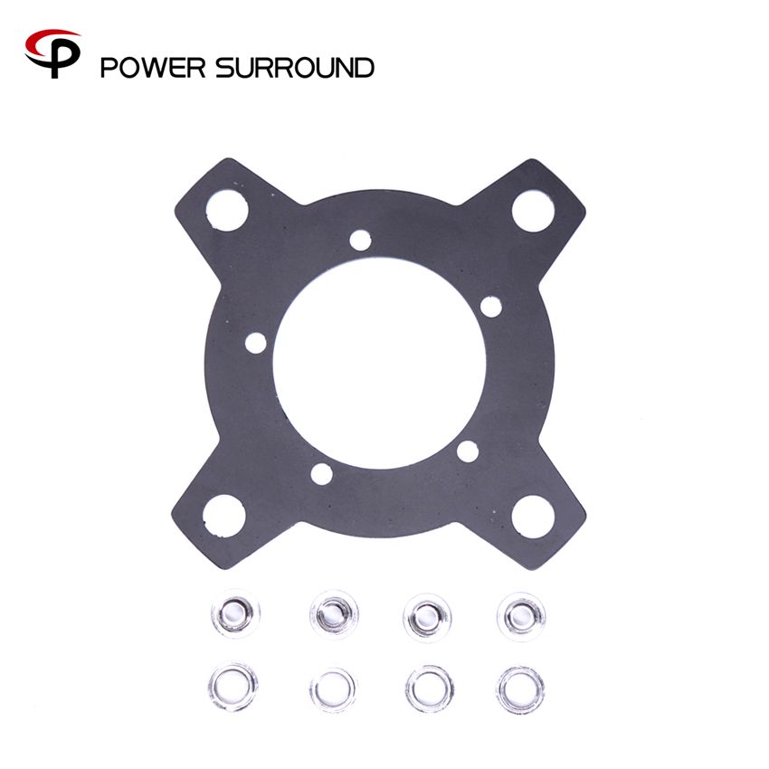 2018 Real Top Customized Bbs 104 Bcd Chain Wheel Spider Adapter For 8fun Bafang Mid Drive Bbs01/bbs02