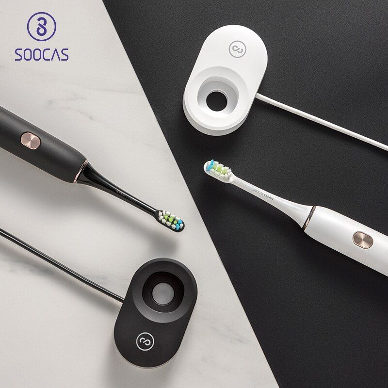 Soocas X3 USB wireless charging Electric Toothbrush xiaomi soocare sonic toothbrush 4 clean mode adult ultrasonic toothbrush APP