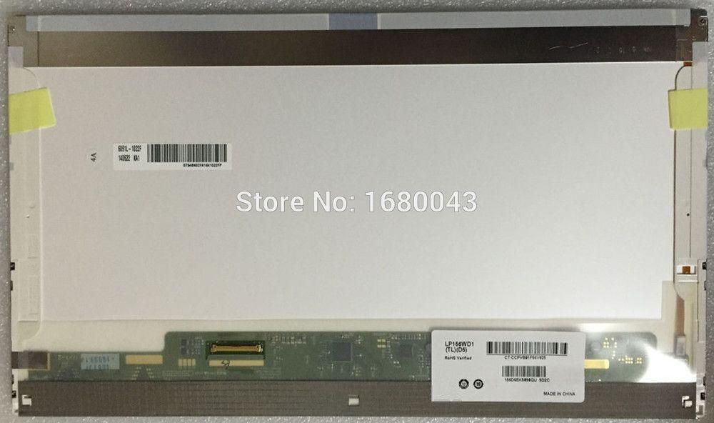 LP156WD1 TLD5 TLB2 TLA1 TLB1 fit LTN156KT02 LTN156KT04 15,6 WXGA HD + 1600*900 laptop LED-LCD-BILDSCHIRM 40PIN