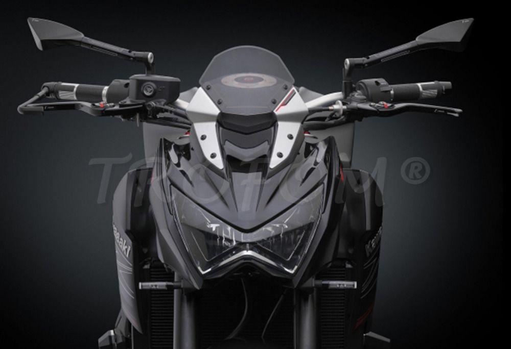Universal Aluminum CNC Motorcycle Rearview Side mirror for TOMOK Yamaha BMW Honda Suzuki Ducati Kawasaki KTM Hyosung