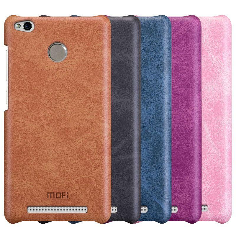 Coque d'origine Mofi pour Xiaomi Redmi 3 pro/Redmi 3 s Hongmi 3 Pro coque arrière de haute qualité pour coque de téléphone Xiaomi Redmi 3pro